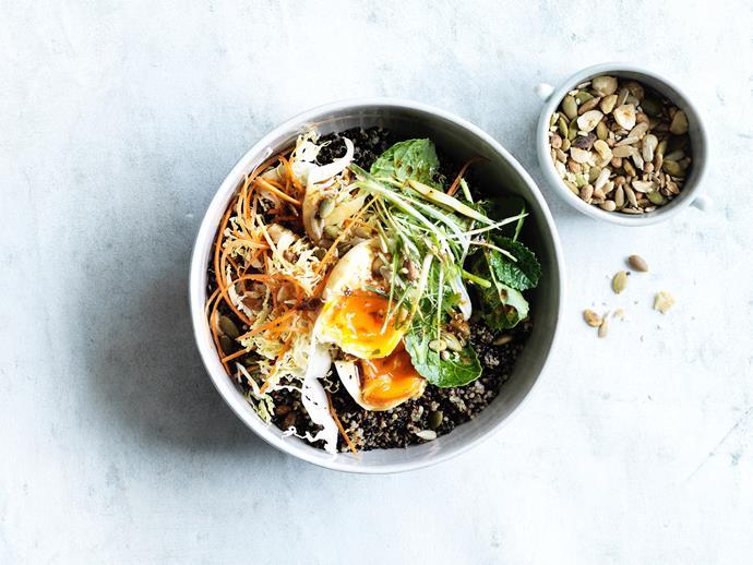 "[Quinoa breakfast bowl](http://www.gourmettraveller.com.au/recipes/healthy-recipes/quinoa-breakfast-bowl-15709|target=""_blank"")"