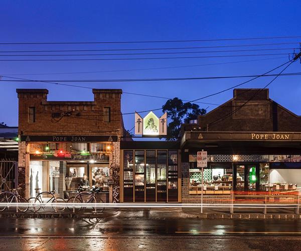 Melbourne café Pope Joan is closing its doors