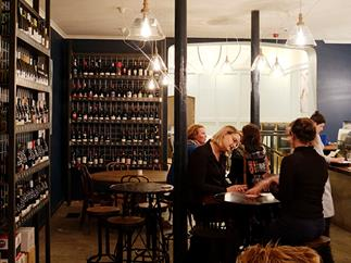 Ettie's is among our picks for Hobart's best bars.