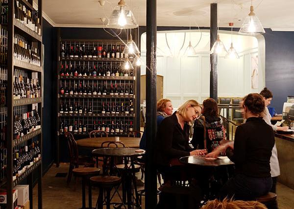 Ettie's is among our picks for Hobart's best bars.