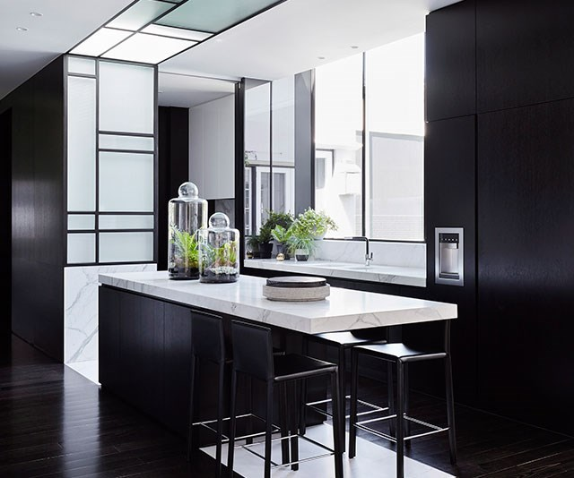 Kitchen trend: ergonomic living