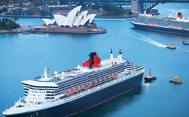 Australians' appetite for cruising not going away