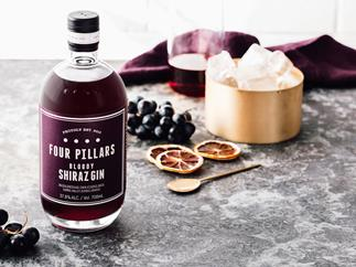 The 2018 release of Bloody Shiraz Gin goes on sale 1 June.