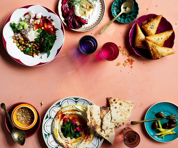 History of Middle Eastern food in Australia