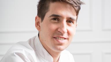 Alejandro Cancino's new vegan restaurants: the game plan