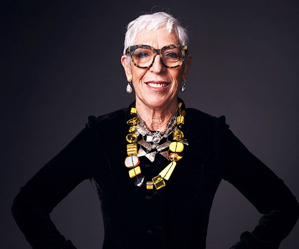 Ronni Kahn, founder and CEO of OzHarvest, is the subject of a new documentary about food waste, Food Fighter