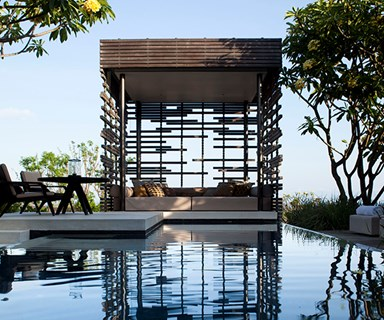 Three of the best villas in Bali