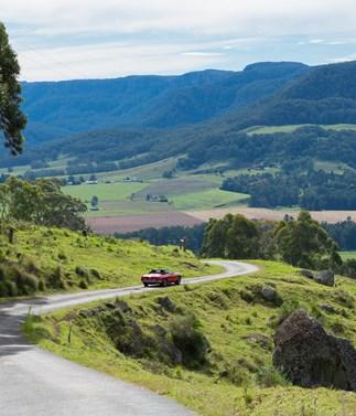 A weekend away in Kangaroo Valley