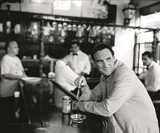 AA Gill on assignment in Havana. The late writer ponders the question of what we'd choose as our last meal.