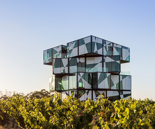 The d'Arenberg Cube in McLaren Vale