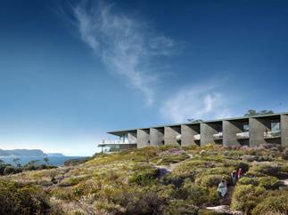 Luxury lodge set for the Tasman Peninsula
