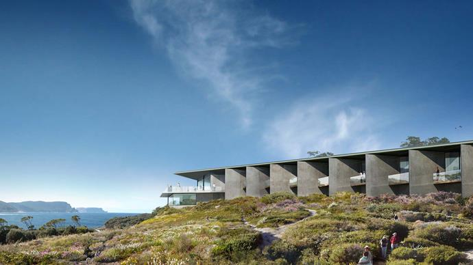 Luxury lodge set for the Tasman Peninsula