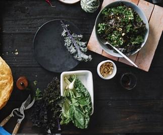 Heidi's kale salad
