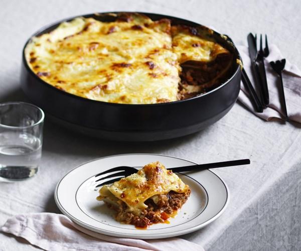 "[Matt Breen's (Tempo) Mum's lasagne](http://www.gourmettraveller.com.au/recipes/chefs-recipes/matt-breens-mums-lasagne-16073|target=""_blank"")"