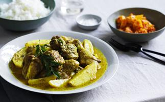 Chicken curries to cuddle up to