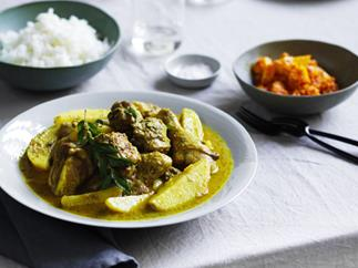 Chefs share their favourite curry recipes