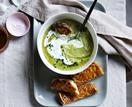 Eat your winter greens with these broccoli soups
