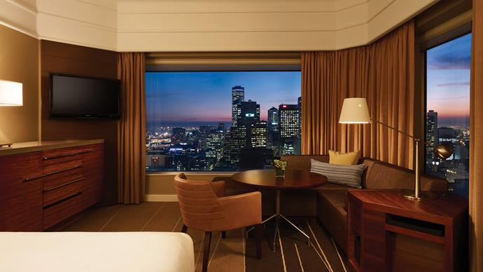 Grand Hyatt, Melbourne review