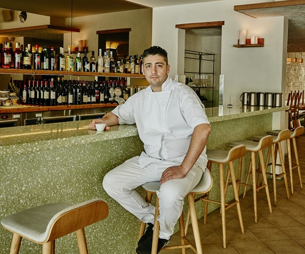 Orazio D'Elia will open Matteo Downtown in Sydney this August