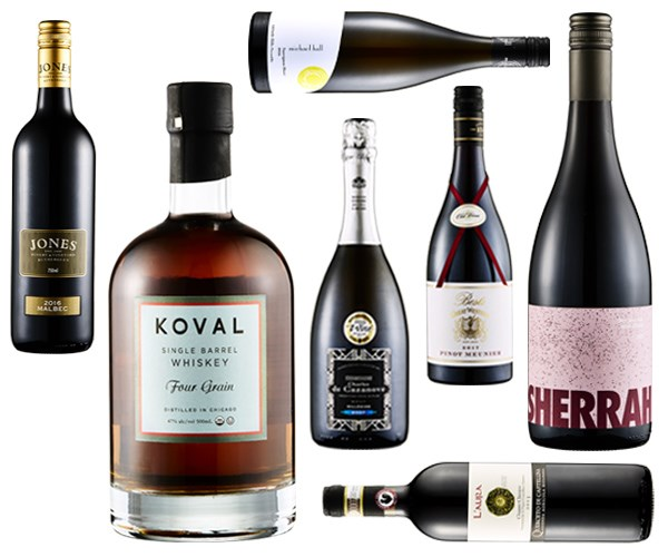 Gourmet Traveller's top drops for July