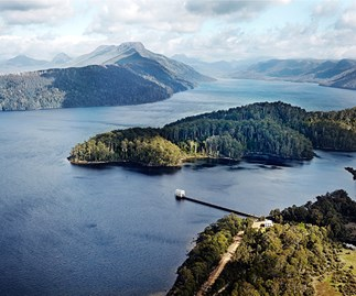Pumphouse Point, Tasmania review