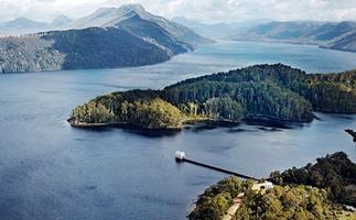 Pumphouse Point, Tasmania review