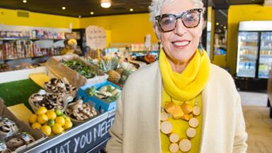 OzHarvest opens Australia's first free supermarket for people in need