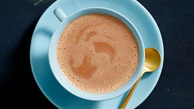 One woman's quest for the perfect hot chocolate