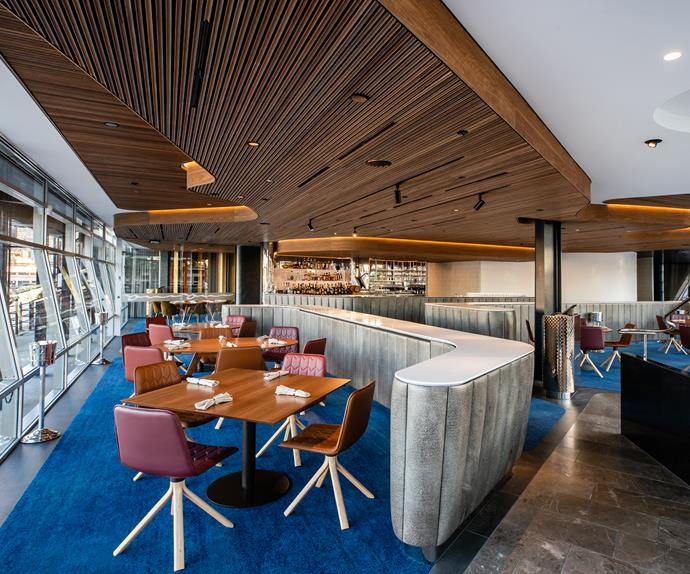 Quay's new dining room will be unveiled when the restaurant reopens on Thursday 19 July.