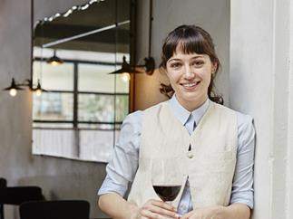 Caitlyn Rees, Fred's, Sydney is one of the finalists in our Sommelier of the Year Award for 2018