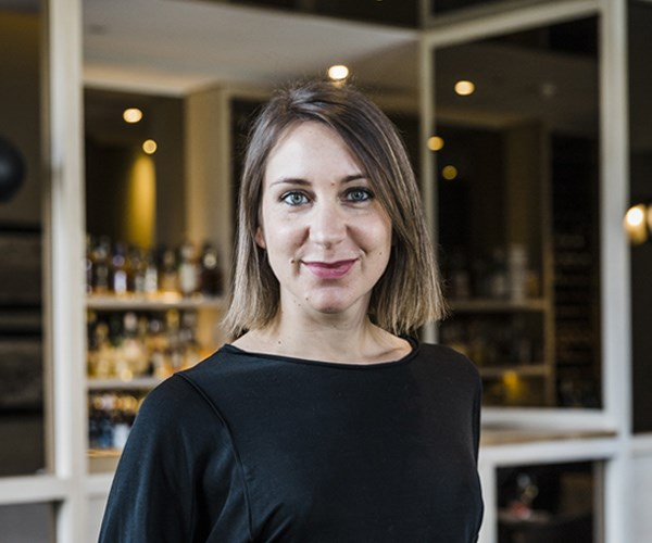 Emma Farrelly, sommelier at State Buildings, WA is one of our finalists for Sommelier of the Year 2019.