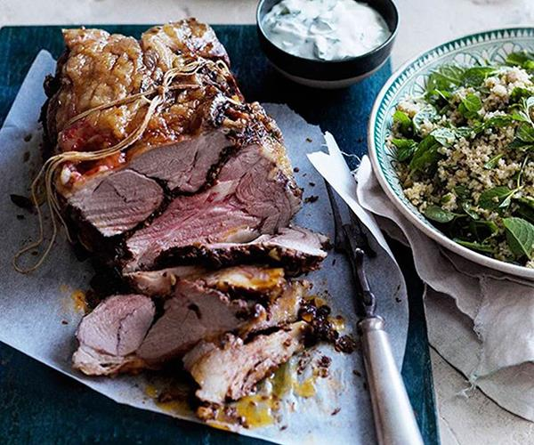 Roast lamb recipe