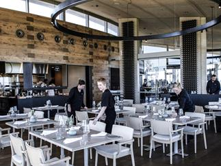 Laura, part of Pt Leo Estate on the Mornington Peninsula, is one of our finalists for Regional Restaurant of the Year 2019.