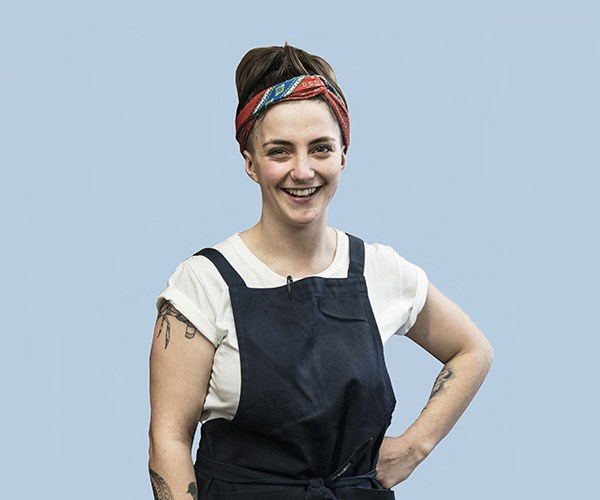Ali Currey-Voumard of The Agrarian Kitchen Eatery in Tasmania, is one of our finalists for the Best New Talent Award 2019
