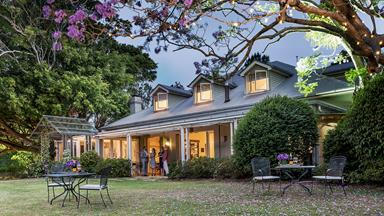 Spicers Clovelly Estate, Queensland review