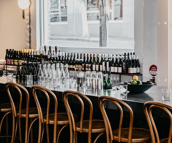 Inside Poly, the new restaurant from Ester chef Mat Lindsay