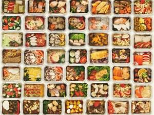The secret suburban kitchens delivering global menus