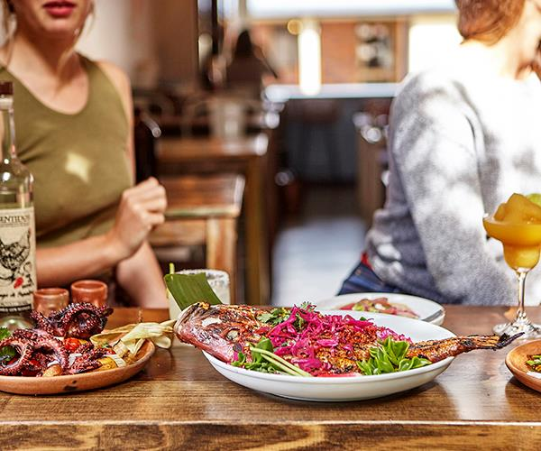 Chupacabra, one of two new Mexican restaurants to open in Byron Bay