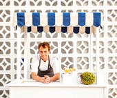 Ben Devlin on kitchen disasters, making pasta and his culinary pedigree