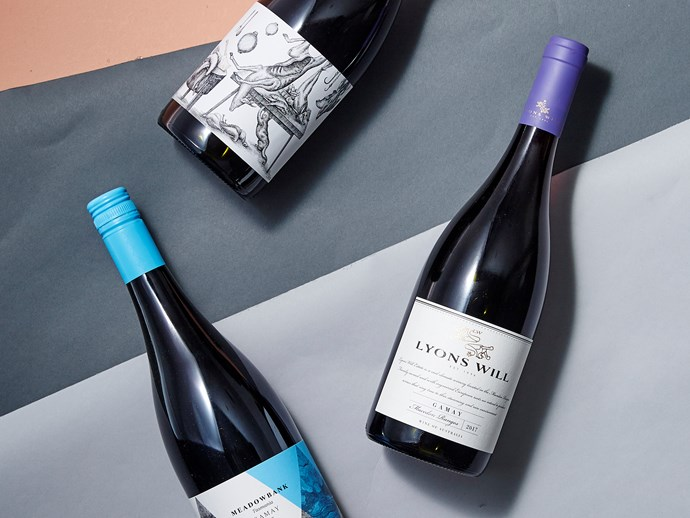 Australian gamay hits a high note