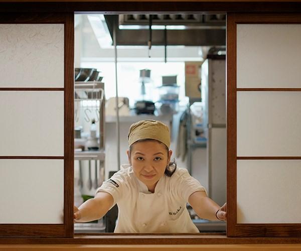 N/Naka chef Niki Nakayama, featured in season 1 of Chef's Table