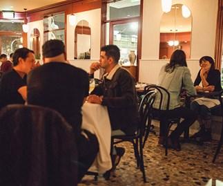 Inside Capitano, the new Italian restaurant by Bar Liberty