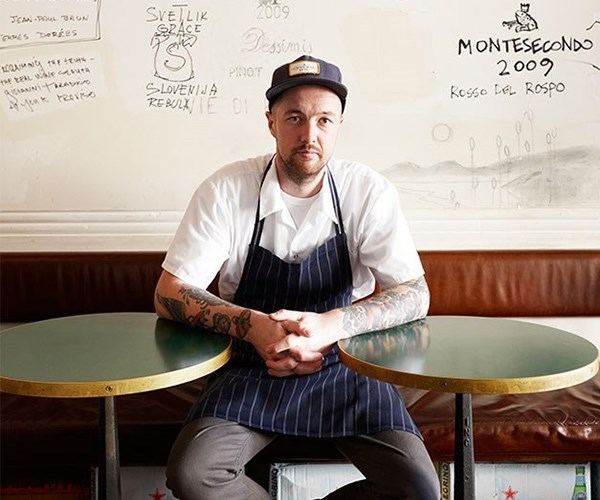 Chef Dan Pepperell