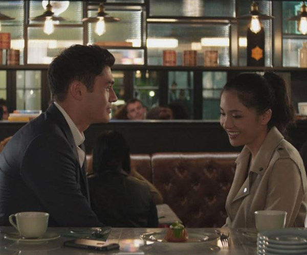 Crazy Rich Asians features many classic Singaporean dishes