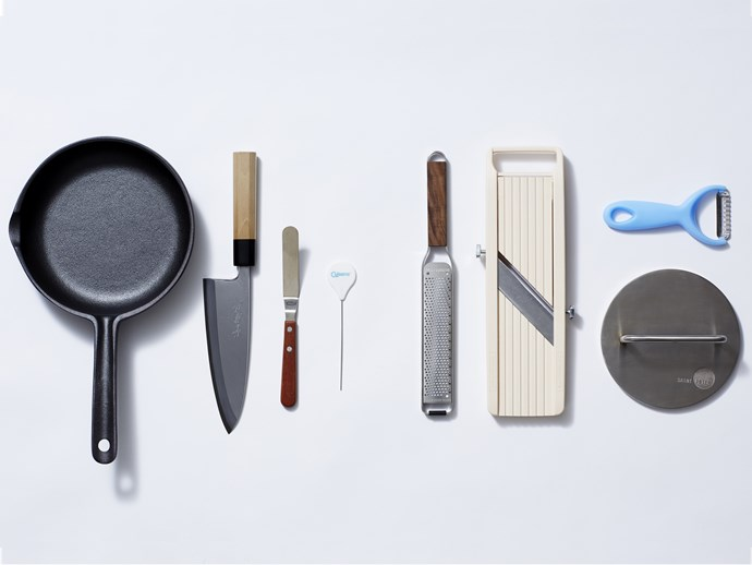 Chefs list their kitchen essentials