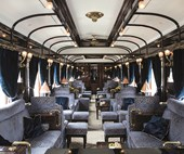 Three luxurious train journeys that put air travel to shame