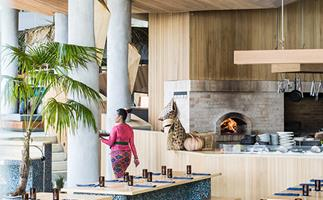 Ijen restaurant at Potato Head Beach Club becomes Bali's first waste-free eatery