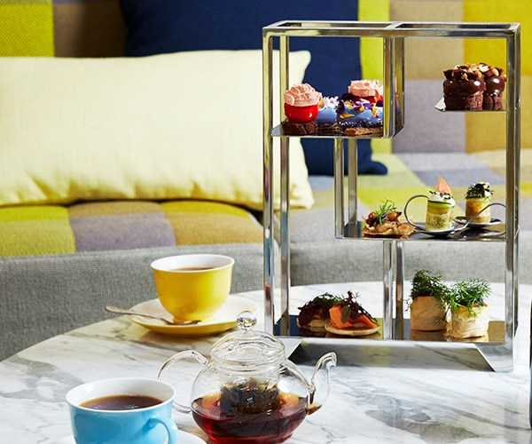 Sydney restaurant Alibi now serves vegan high tea