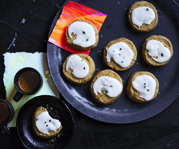 "**[Jaci Koludrovic's olive oil shortbreads](https://www.gourmettraveller.com.au/recipes/chefs-recipes/olive-oil-shortbreads-16509|target=""_blank""