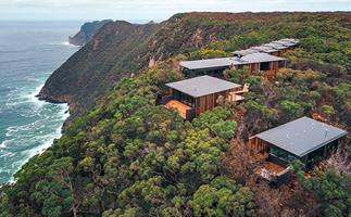 Walk Tasmania's Three Capes in style